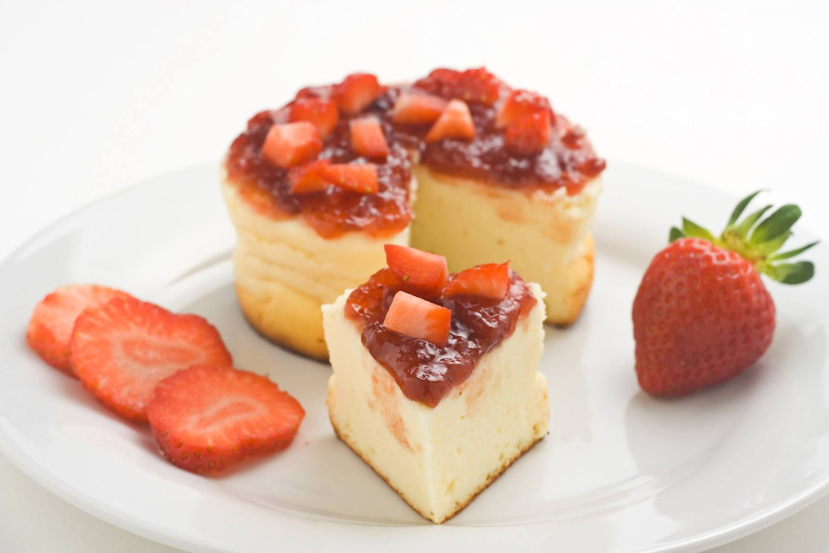 recipe image Cheesecake New York